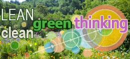 Lean, Clean, Green Thinking